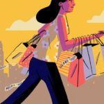 Shopping Blues: CityWalk Girl VS Sarojini Girl