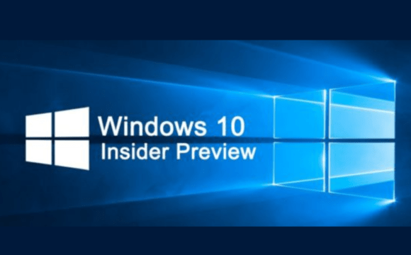 Windows 10 insider preview for new calendar app