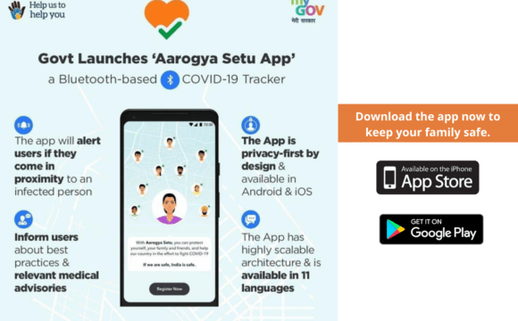 India's highest downloaded coronavirus contact risk tracking mobile app Aarogya Setu review