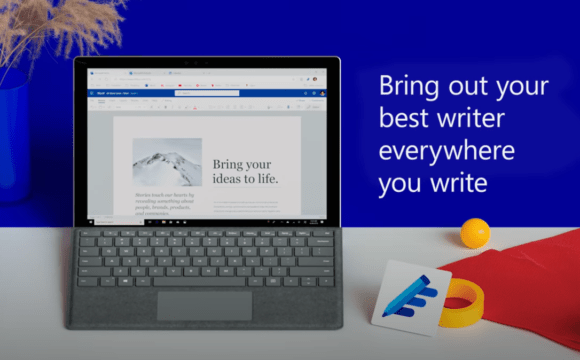 Introducing the all new Microsoft 365 Editor Writing Assistant App powered by Artificial Intelligence (AI)