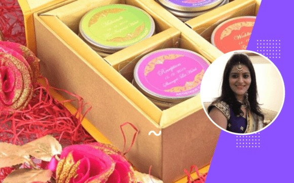 Candid Interview of Samakshi Bhatia Talks About Her Entrepreneurial Journey From Hobby To Artistique