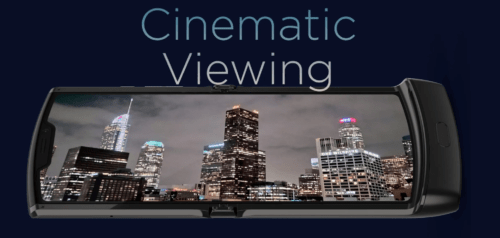 Experience amazing CinemaVision (in high-definition) - the same ultra-wide dimensions used by the film industry for pose-striking perfection, built-in intelligence and professional results with rich clarity and more accurate colors.