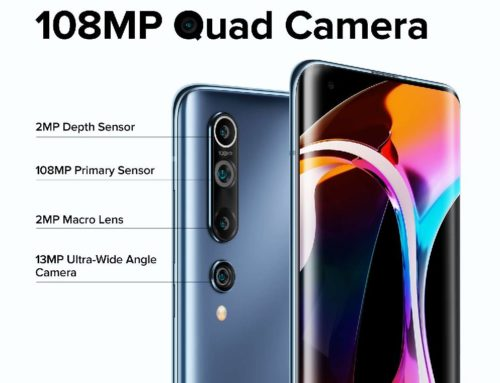 With this 5G Android 10 Xiaomi Mi 10 smartphone that comes with 108MP + 13MP + 2MP + 2MP you can capture the highest resolution photos everyday.