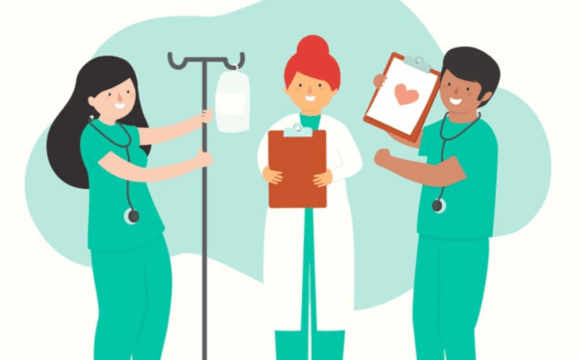 Nursing as a Career - A Gateway to Bright Future in Healthcare Industry