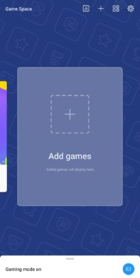 New Game Space features has been introduced in OnePlus OxygenOS 10.0.0 (Android 10) version update