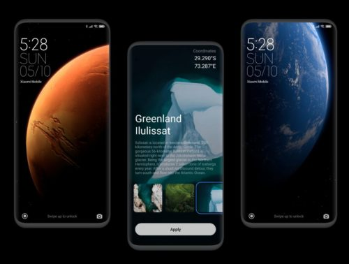 Xiaomi introduced the new MIUI 12 Android-based operating system  in the global market along with high security technologies and great features for smartphones