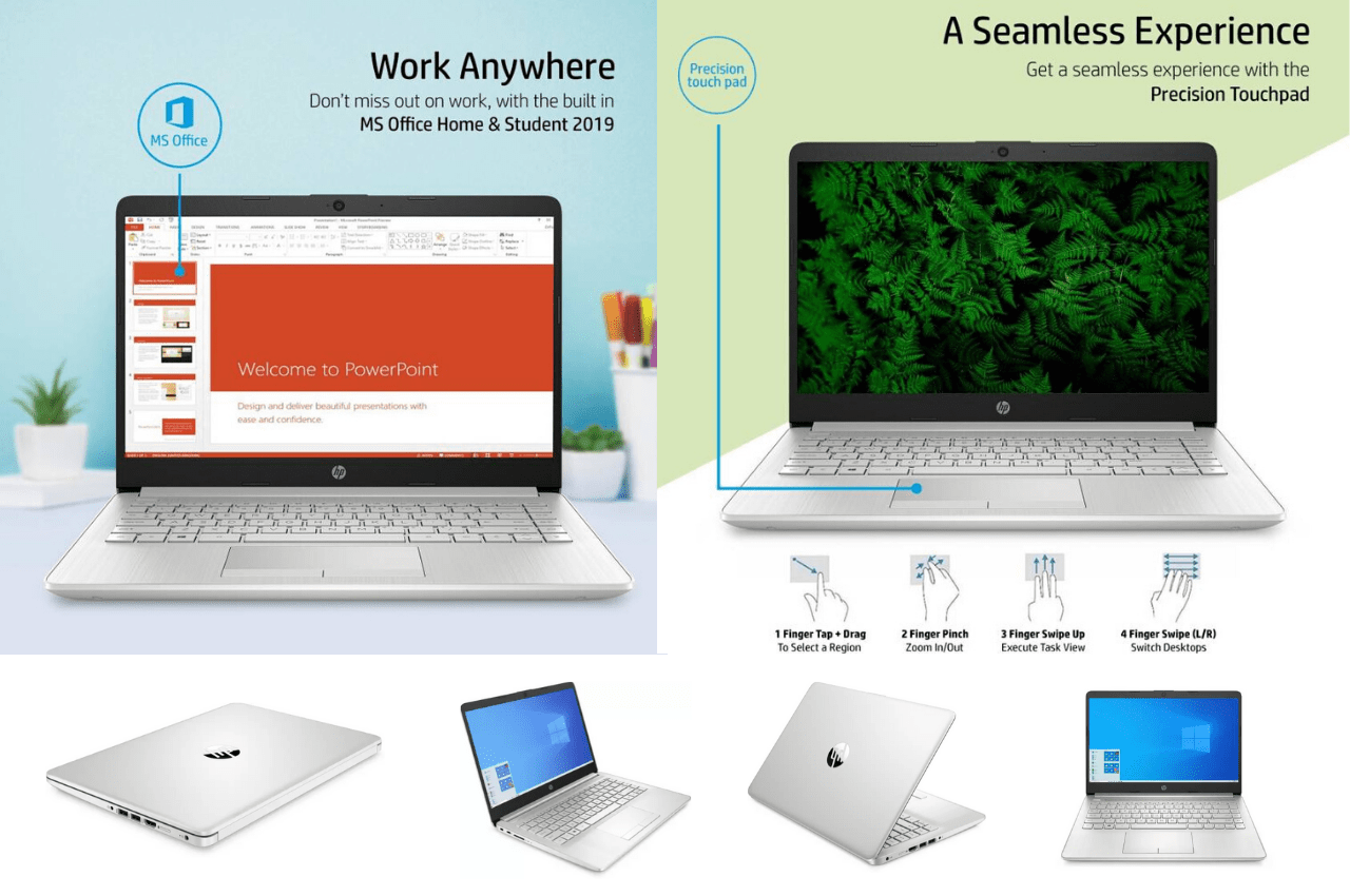 HP launches 14s notebook series core i3 & i5 10th gen in India: here's everything