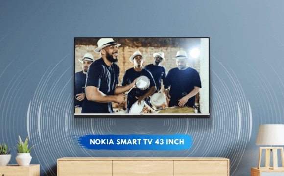 Nokia 43 Inch Smart Ultra HD Android TV Review - Features, Specifications, Price