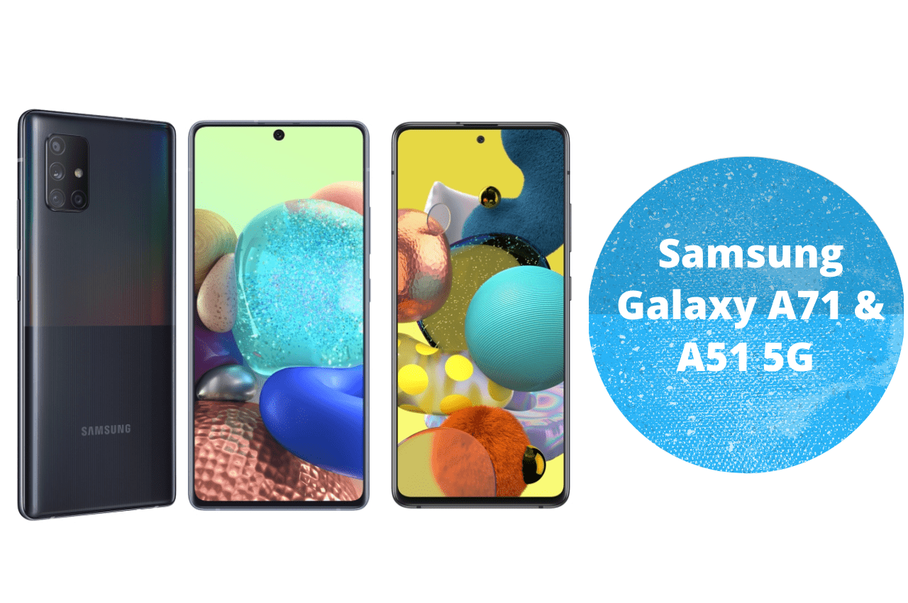 Samsung Galaxy A Series 5G - A71 & A51 - Android Phones - Specifications, Features, Price