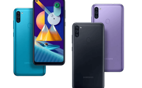 Samsung Galaxy M11, Galaxy M01 launched in India– Price, Specifications and more