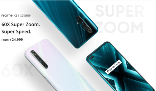 This article talks about Realme X3 and Realme X3 SuperZoom phone review covering key highlights, features, specifications, price and more.