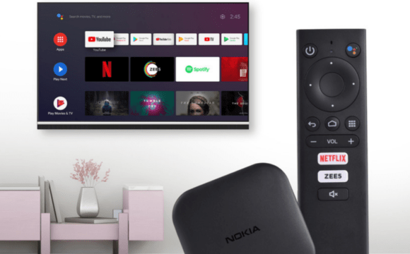 Newly Launched Nokia Media Streamer Review: Features, Specification & Price