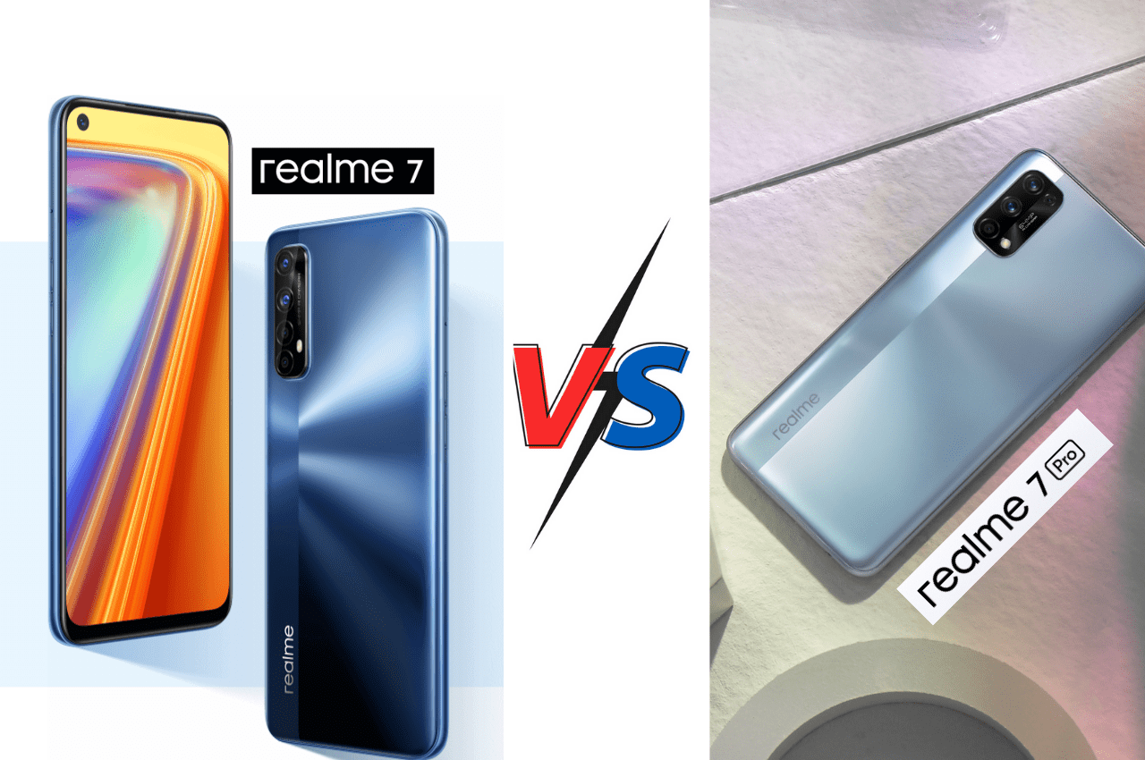 Know Everything About Realme7 and Realme7 Pro phones review
