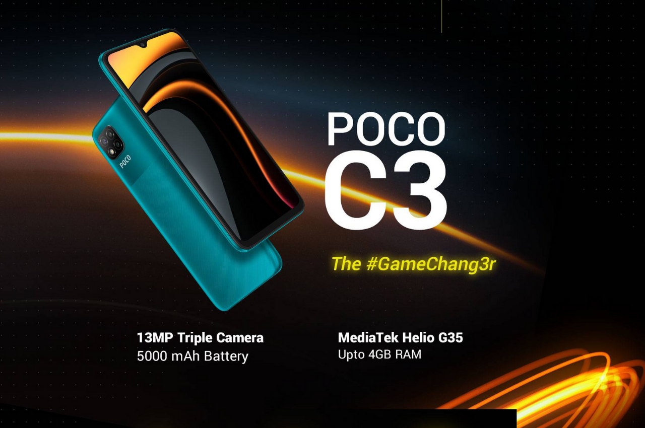 Poco C3 launched in India: Everything you need to know