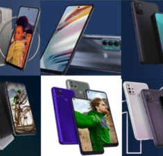 Top mid range phones priced under Rs 20,000 launched by Motorola in India